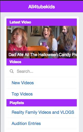 All4TubeKids Fun Kid Videos