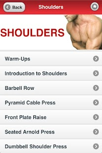 Muscle Building Back+Shoulders- screenshot thumbnail