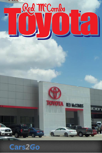 Red McCombs Toyota