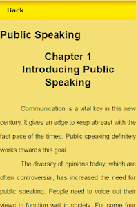 Public Speaking Superstar screenshot 1