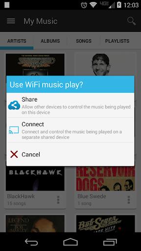 Dock Share WiFi Music Player