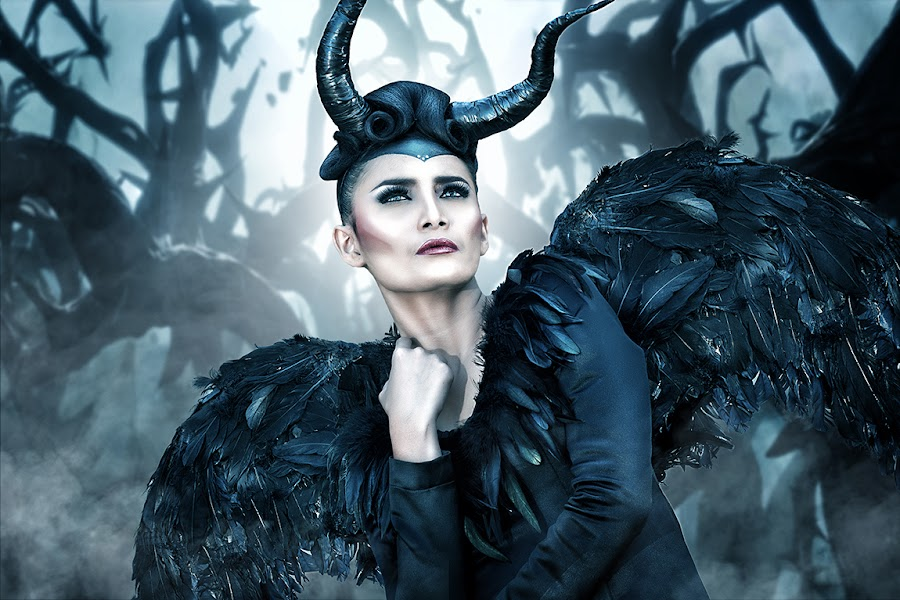Maleficent by Bang Munce - Digital Art People ( movie, maleficent )