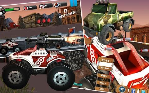 4x4 Off Road Diesel StormTruck v1.0