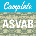 Complete ASVAB Study Guide icon