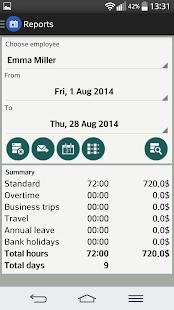 Working Hours 商業 App-愛順發玩APP
