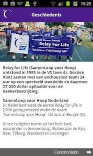 SamenLoop voor Hoop- screenshot thumbnail