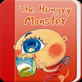 리틀잉글리시-The Hungry Monster(5세용)