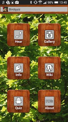 Birdquiz Free - screenshot