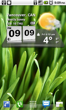 3D Digital Weather Clock 4.2.4 screenshot 941