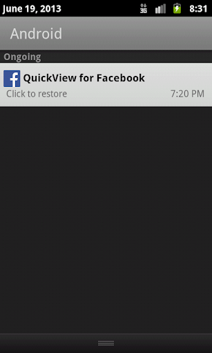 QuickView PopUp for Facebook