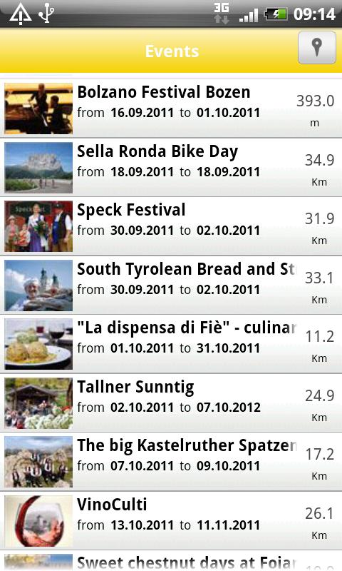 South Tyrol/Südtirol Guide - screenshot