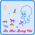 Tre Em Hoc Cac Loai Dong Vat icon