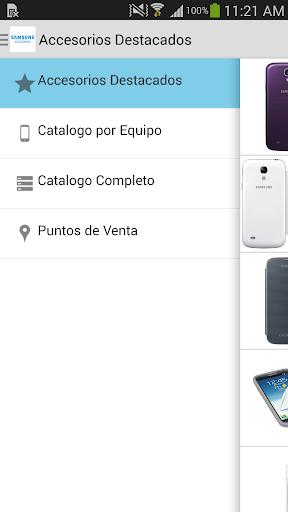 Samsung Accesorios
