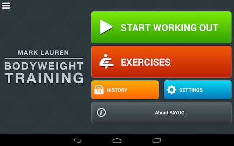 You Are Your Own Gym v1.99