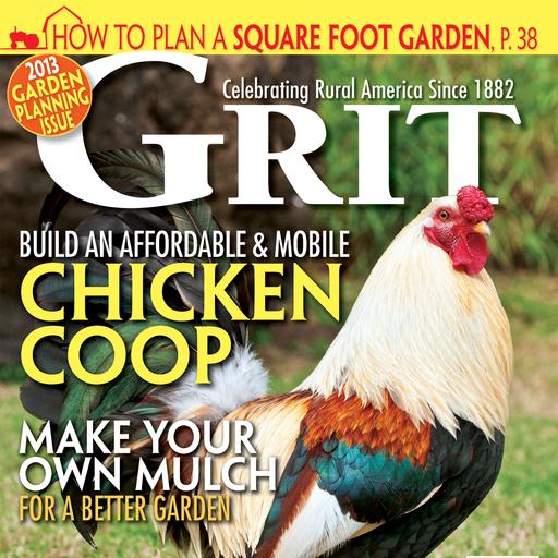 GRIT Magazine LOGO-APP點子
