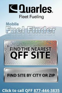 QFF Mobile Fuel Finder - screenshot thumbnail