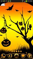 Screenshot of GO Launcher EX Theme Halloween