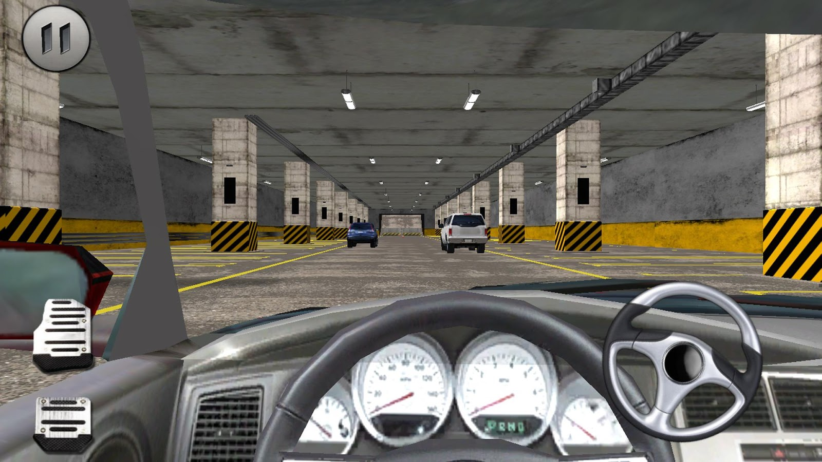 Super car city driving sim free games free online - Suv Car Parking Game 3d Screenshot