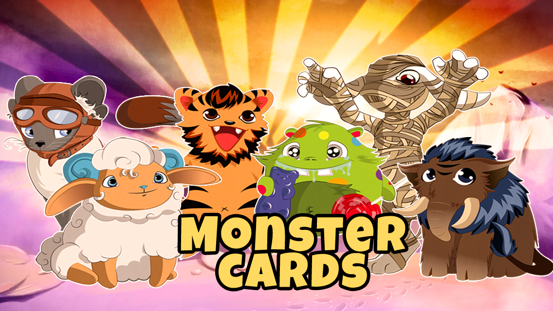 Monster Cards: Shogimon- screenshot