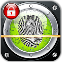 Funny Fingerprint Lock Screen icon