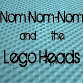 Nom Nom-nom and the Legoheads