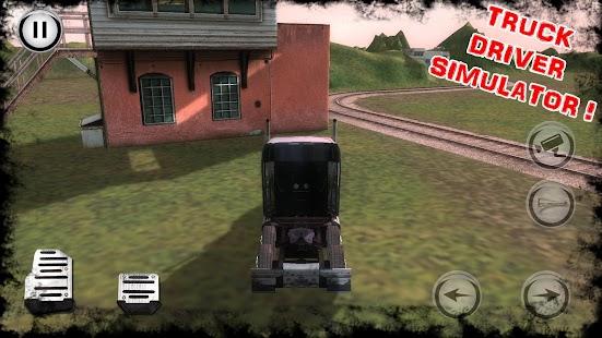 Highland Truck Driver Car Sim 賽車遊戲 App-癮科技App