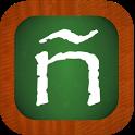 eñe Spanish Word Game icon