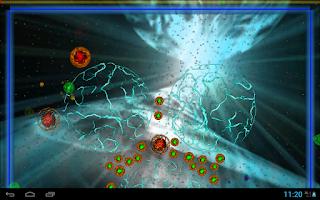 Screenshot of Big Bang full