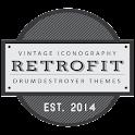 Retrofit Icon Pack APK Cracked Download