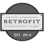 Retrofit Icon Pack 1.8