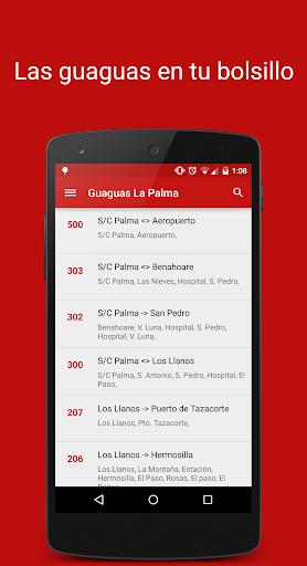 Guaguas de La Palma
