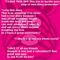 Secret Diary Pink Zebra WDP icon