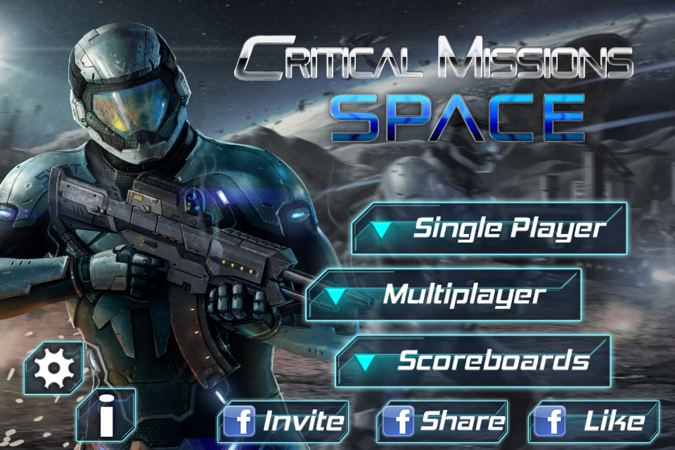 Critical Missions: SPACE- screenshot