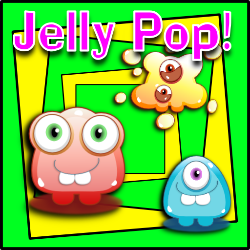 Jelly Pop! Action Game DEMO 街機 LOGO-阿達玩APP