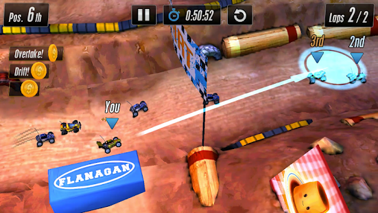 Touch Racing 2 Screenshot 14
