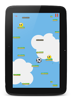 Screenshot of Soccer Bounce