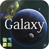 Galaxy Next Launcher 3D Theme