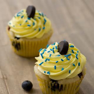 Blueberry Lemon Cupcakes Recipe