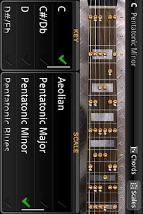 JamBox Light Chords & Scales - screenshot thumbnail