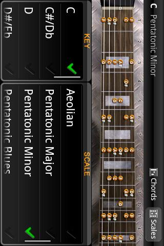 JamBox Light Chords & Scales- screenshot