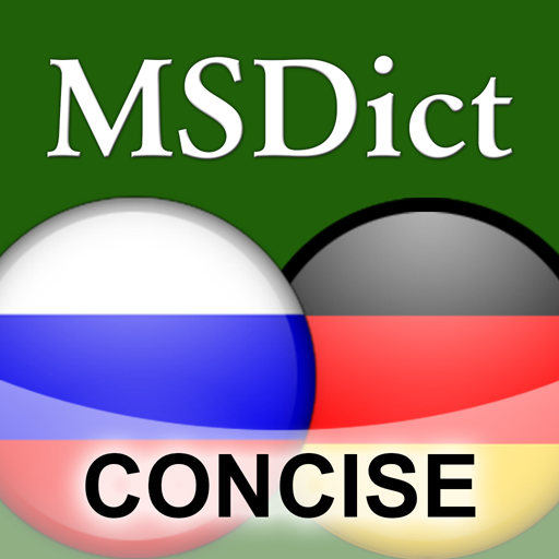 Dictionary German<>Russian TR 書籍 App LOGO-APP試玩