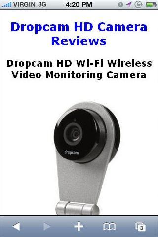 玩購物App|Wi-Fi Monitoring Camera Review免費|APP試玩