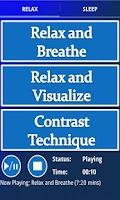 Screenshot of Stress Reduction-Audio-Full