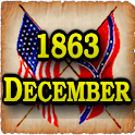 1863 Dec Am Civil War Gazette icon