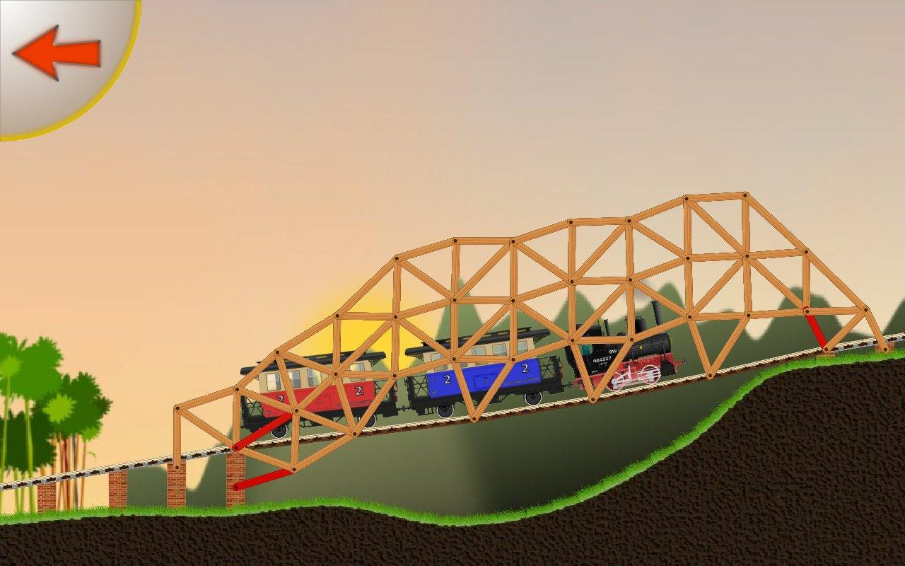Wood Bridges Pro- screenshot