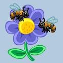 Niveles de polen logo