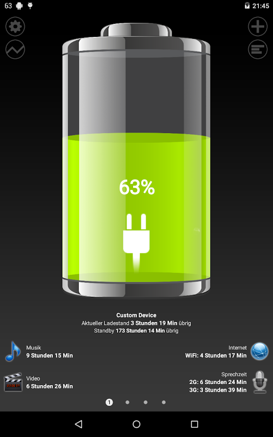akku batterie hd battery android apps auf google play. Black Bedroom Furniture Sets. Home Design Ideas