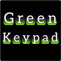 Green Keypad for Android icon
