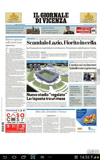 Il Giornale di Vicenza