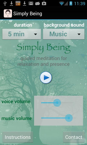 Simply Being Guided Meditation